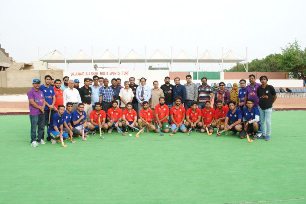 Hockey competition winners & runner up
