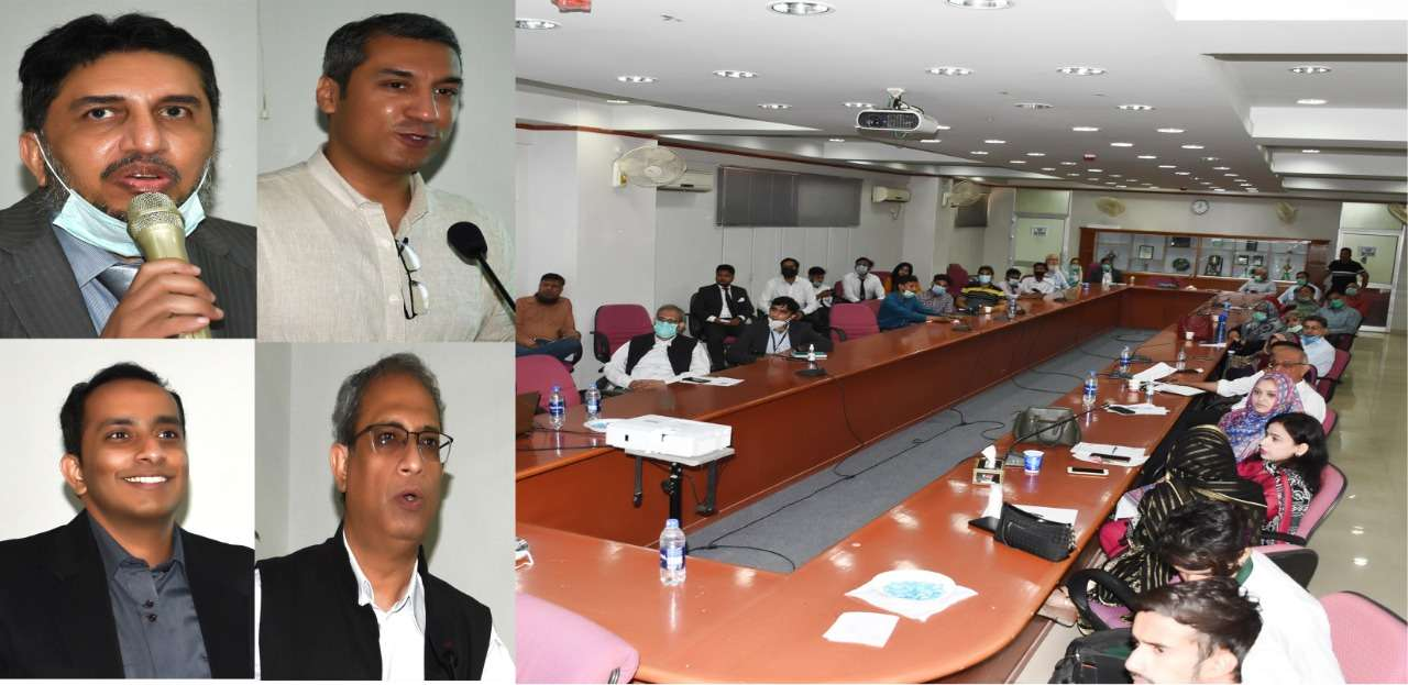 SSUET organized Green Building and Sustainable Development Workshop