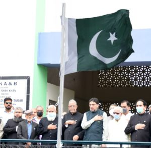 SSUET celebrate independence day 2021